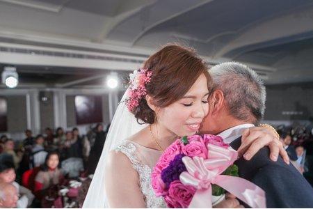 子生柔菁 婚禮