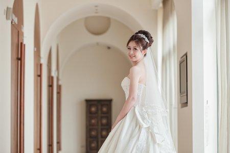 人魁昀珊 婚禮