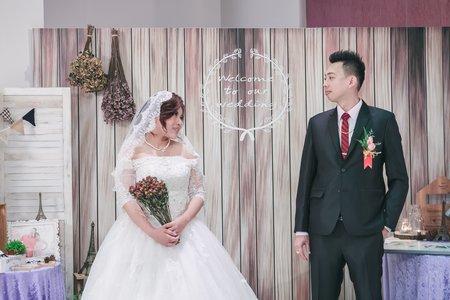 尉仁玉旻 結訂婚