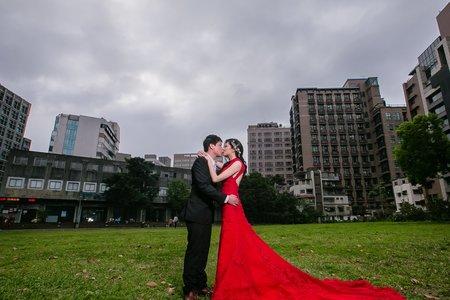 國榮文煖 結訂婚