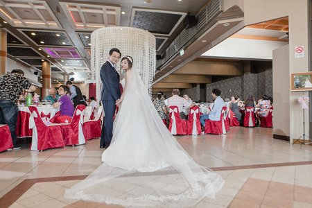 偉成俞琪 婚禮