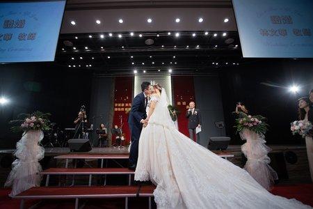 建豪怡然 教會婚禮