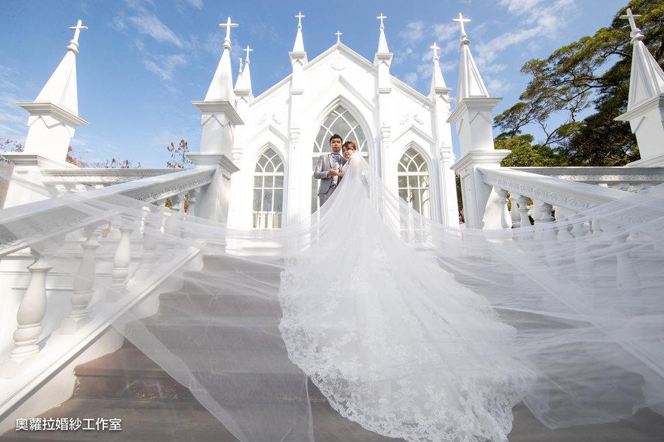 正誠雅芬-2修 - 奧蘿拉自助婚紗工作室《結婚吧》
