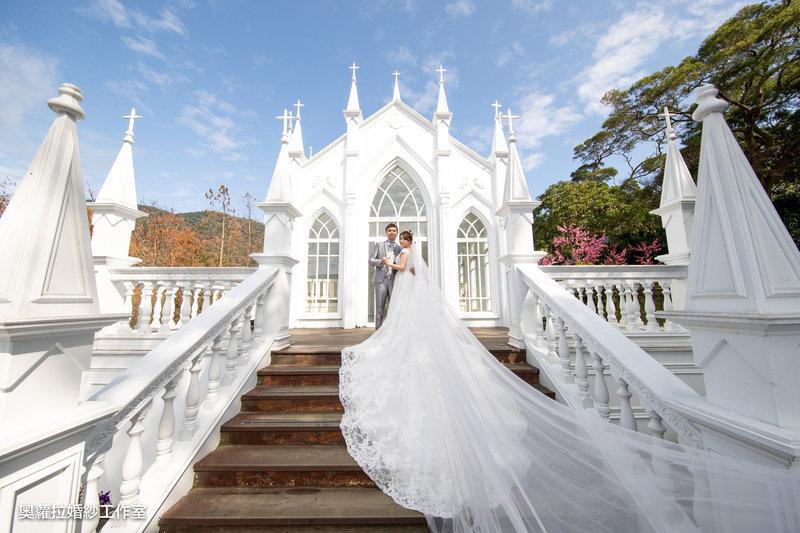 精緻平價婚紗包套作品