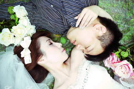 視覺系影像小資族萬元婚紗攝影,自助婚紗,婚禮攝影,新娘祕書
