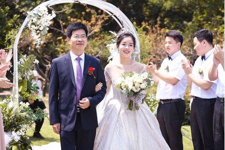 婚禮攝影5分鐘照片到手