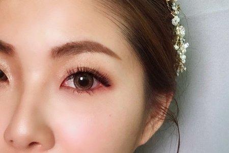 韓系妝感🌸浪漫抽絲編髮🌸