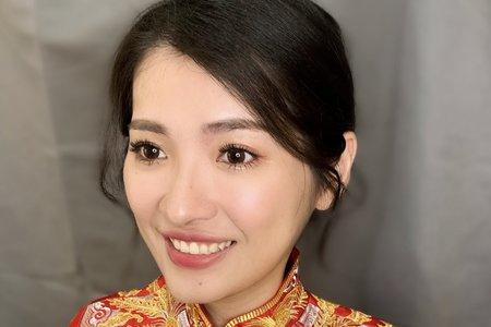 中式新娘造型🌸