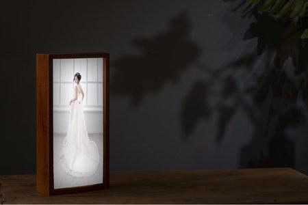 Lighto光印樣幸福客製化燈箱—訂製款