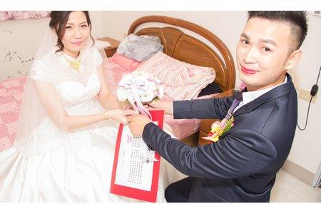 韋圻&君柔迎娶