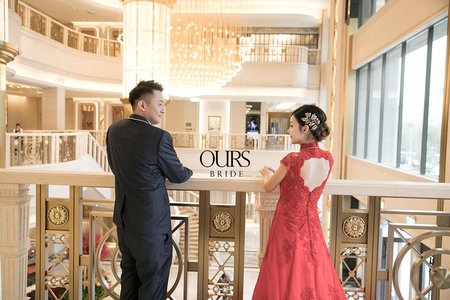 OURS BRIDE 照片分享