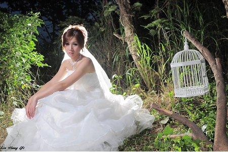 琳琳 寫真婚紗