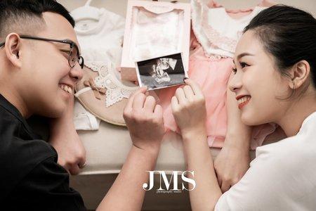 JMS | 孕婦寫真