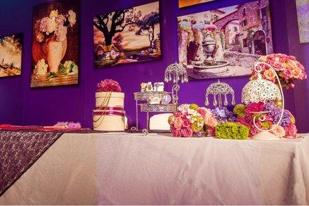 紫色羅曼蒂克