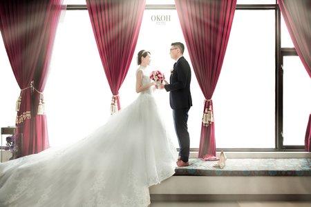 台中寶麗金 婚禮記錄
