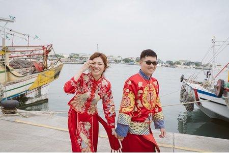 婚禮紀錄 | 開漳聖王廟 | 婚攝推薦 | 婚禮攝影 | 龍鳳掛  | 樂玩創意 tina