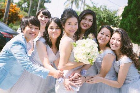 婚禮紀錄 | Rory & Behwa FINA新秘/諸事影像婚禮錄影/ Toro 婚禮拍攝/教堂婚禮