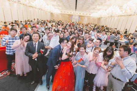 圓山飯店婚禮紀錄、高雄林皇宮婚禮攝影