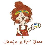 潔與她的鹿 Jamie and Her!