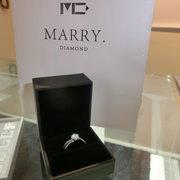 Marry diamond 珠寶婚戒!