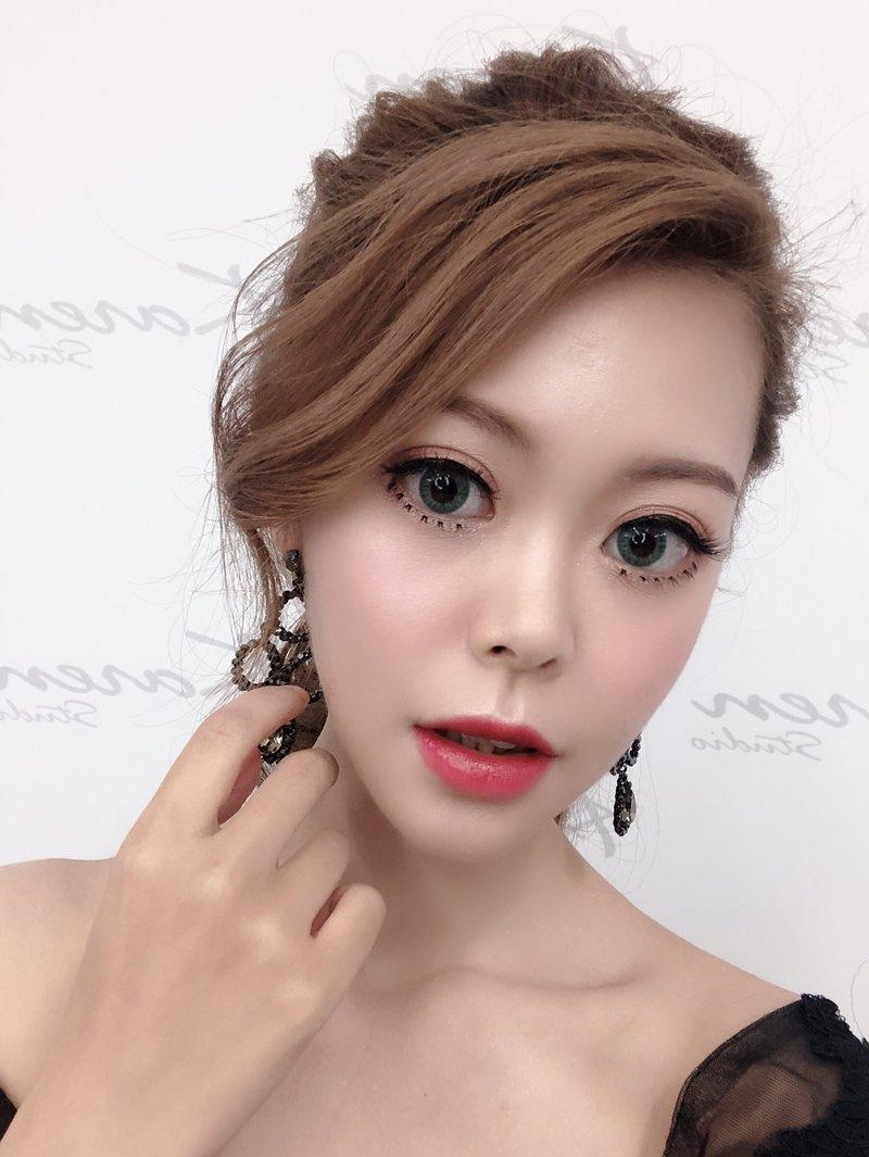 高雄新秘澎澎作品