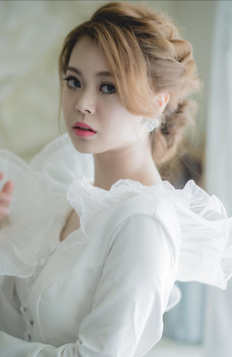 限高雄新秘澎澎今年預約兩造型以上9.5折作品