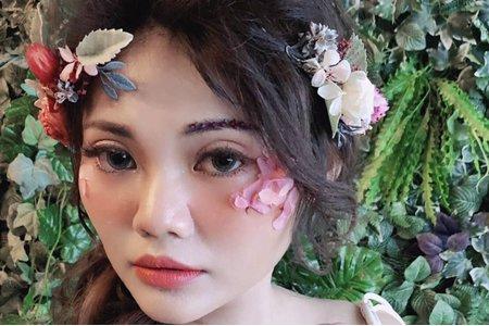 森林系花花女神&清新風格