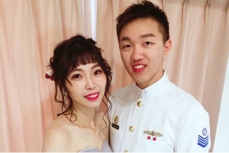 11/15文毓海軍婚禮