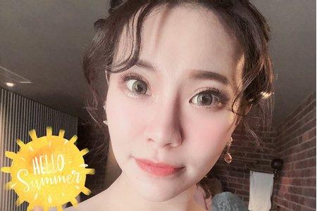 高雄單妝髮服務6600元