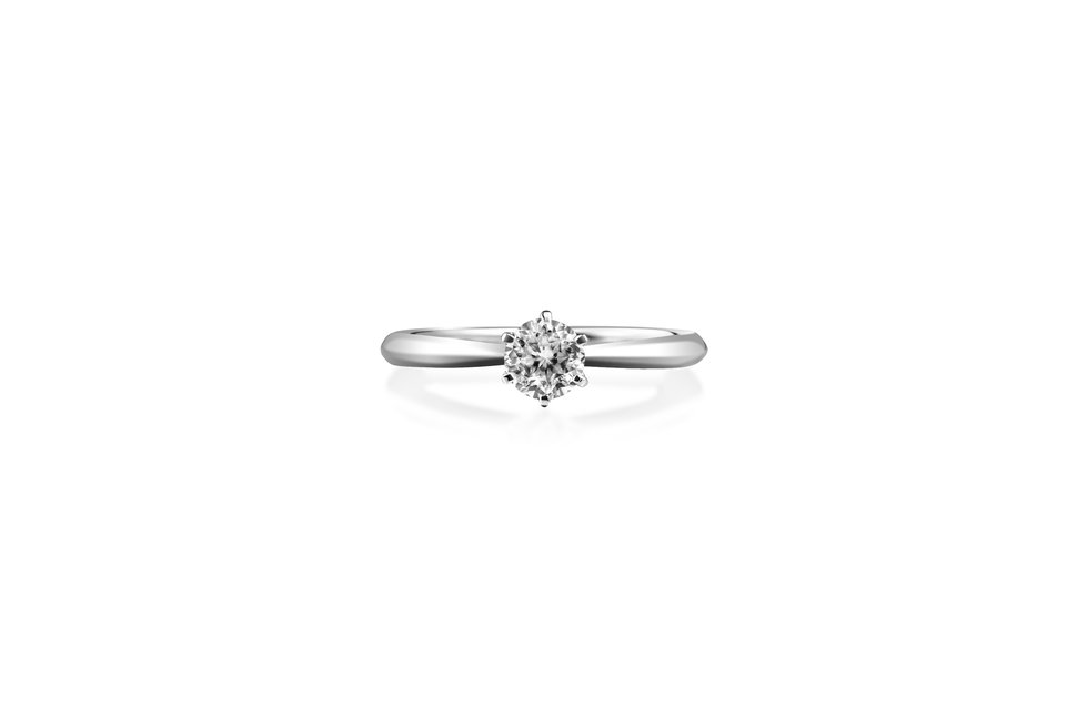 WR00978 - 台北輝記婚戒鑽石《結婚吧》