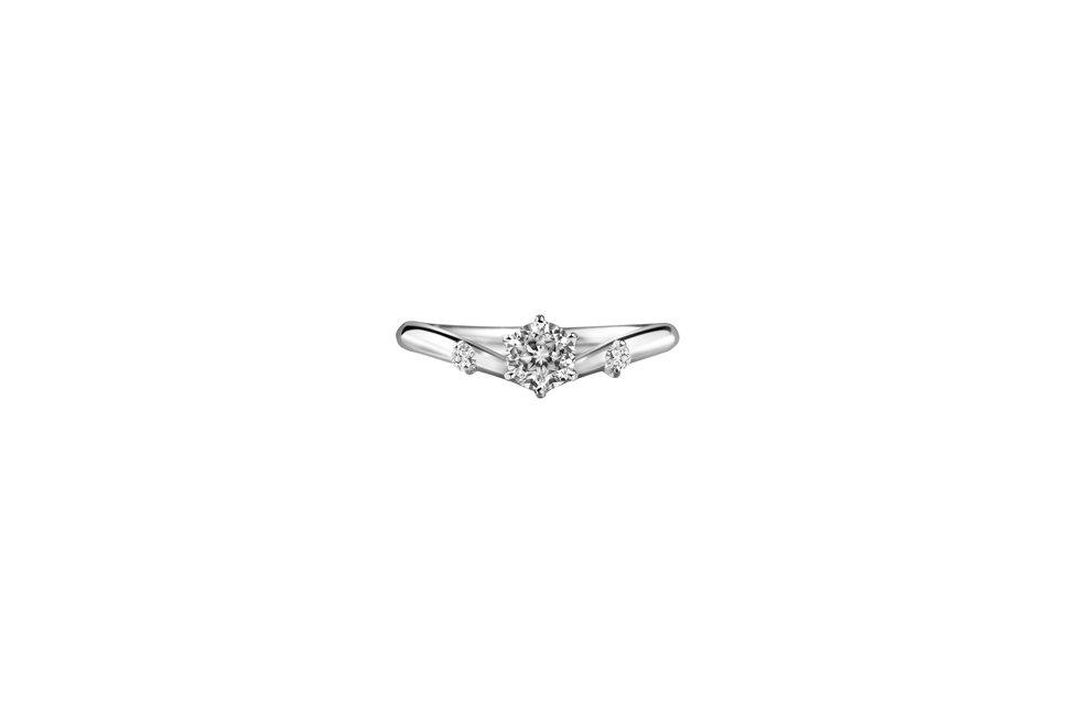WR00841 - 台北輝記婚戒鑽石《結婚吧》