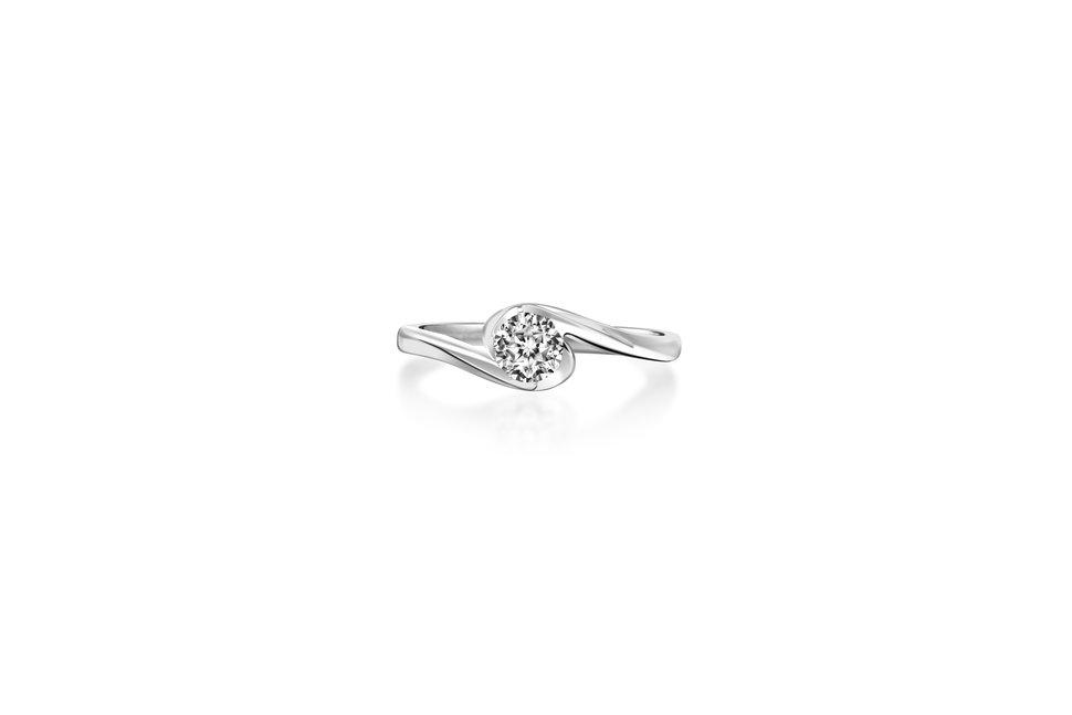 WR00906 - 台北輝記婚戒鑽石《結婚吧》