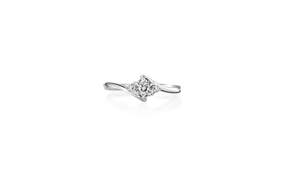 WR01058 - 台北輝記婚戒鑽石《結婚吧》