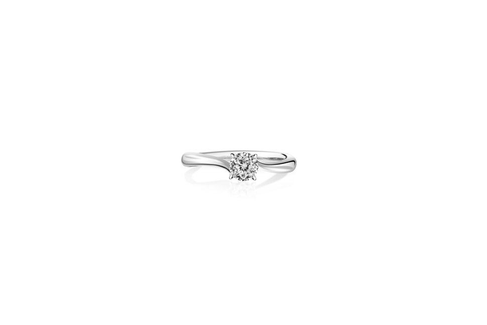 WR00977 - 台北輝記婚戒鑽石《結婚吧》