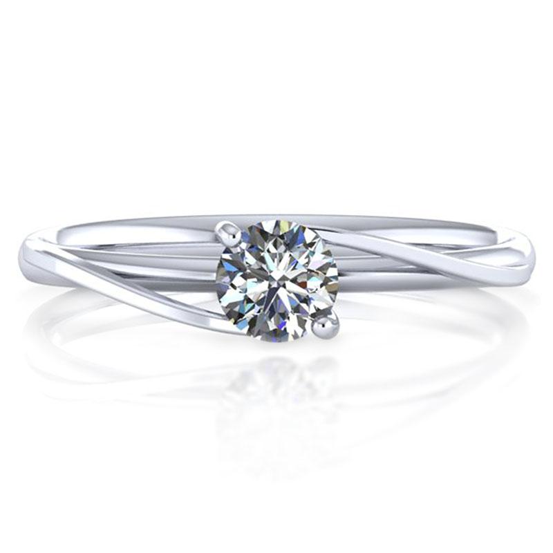 6-WR00820-PT900-01 - 台北輝記婚戒鑽石《結婚吧》