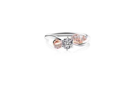 30分求婚鑽戒(包含任選鉑金戒台)