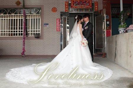 俊虢&娸吟 單迎娶儀式 平面攝影