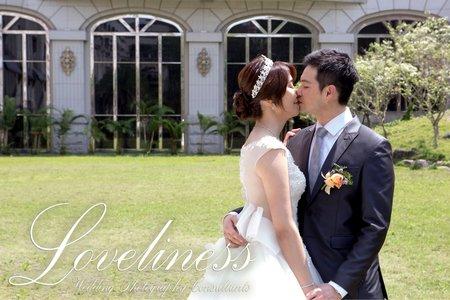 佑澤&晴薇 結婚紀事 平面攝影