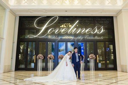 以群&靖惠 結婚紀事 平面攝影