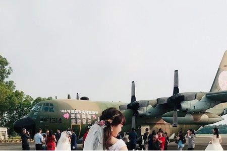 空軍團體婚禮/玉秀