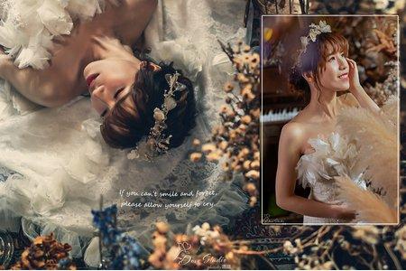 嗎啡婚禮婚紗攝影作品精選