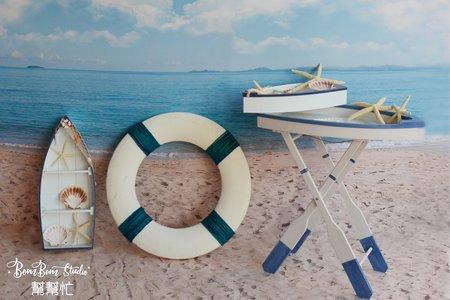 海洋風背板套餐D16