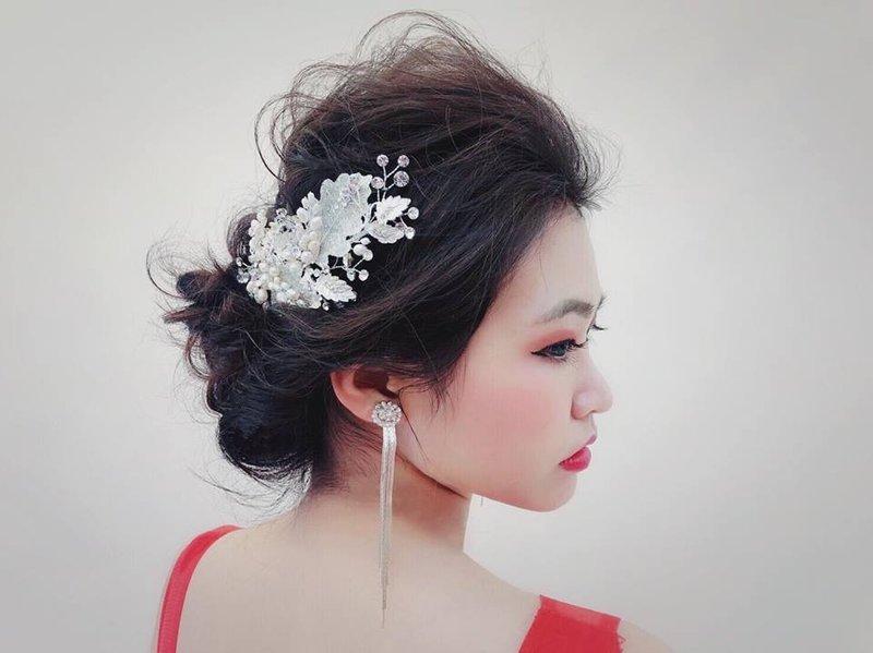 新秘整體造型 - 單妝髮作品