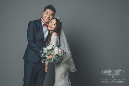 客照|Cang-Ai Wedding|韓式清新