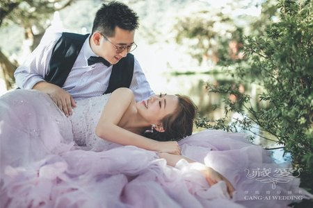 客照|Cang-Ai Wedding|童話故事