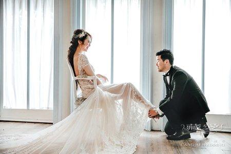 客照|Cang-Ai Wedding|性感女神