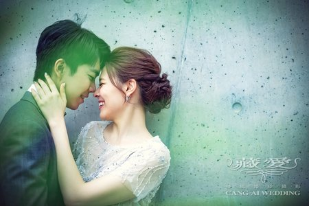 客照|Cang-Ai Wedding|甜美韓式