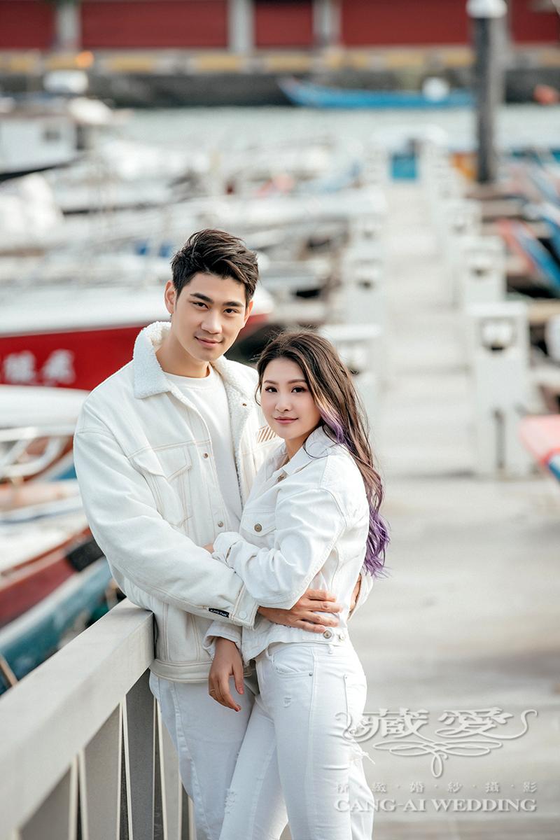 02 - 台北藏愛婚紗攝影《結婚吧》