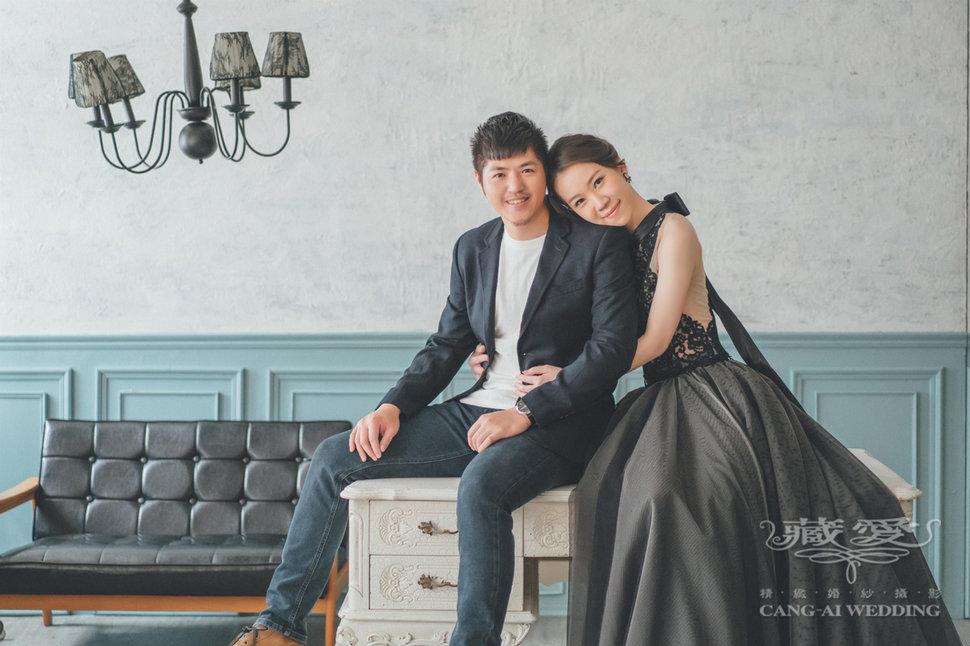 01 - 台北藏愛婚紗攝影《結婚吧》