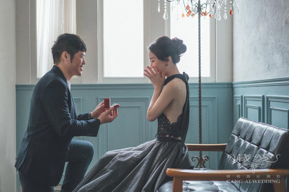 04 - 台北藏愛婚紗攝影《結婚吧》